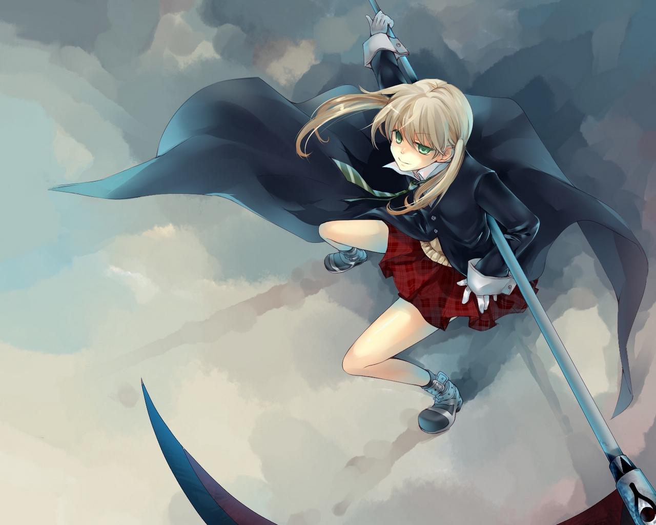 Wallpaper Anime, Girl, Air, Guns, Coat, Commitment - Anime Girl With A Gun - HD Wallpaper