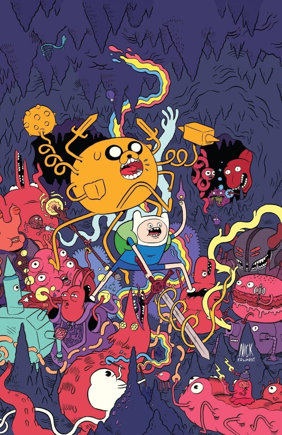 Adventure Wallpaper Bravest Warriors Adventure Time Comics 900x1384 Wallpaper Teahub Io