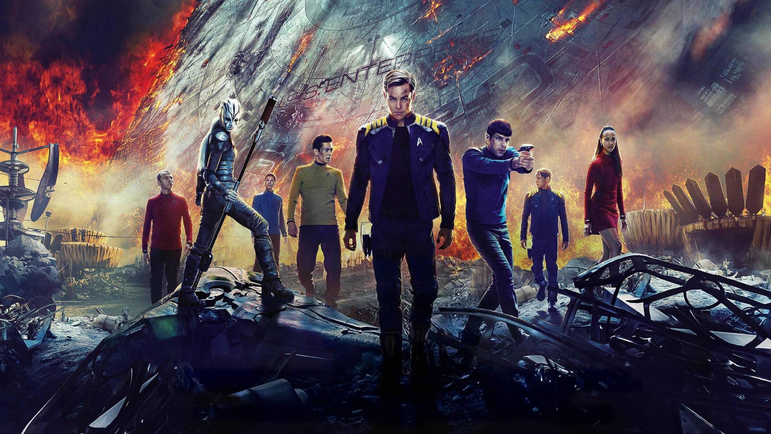 Star Trek Wallpaper - Star Trek Beyond - HD Wallpaper