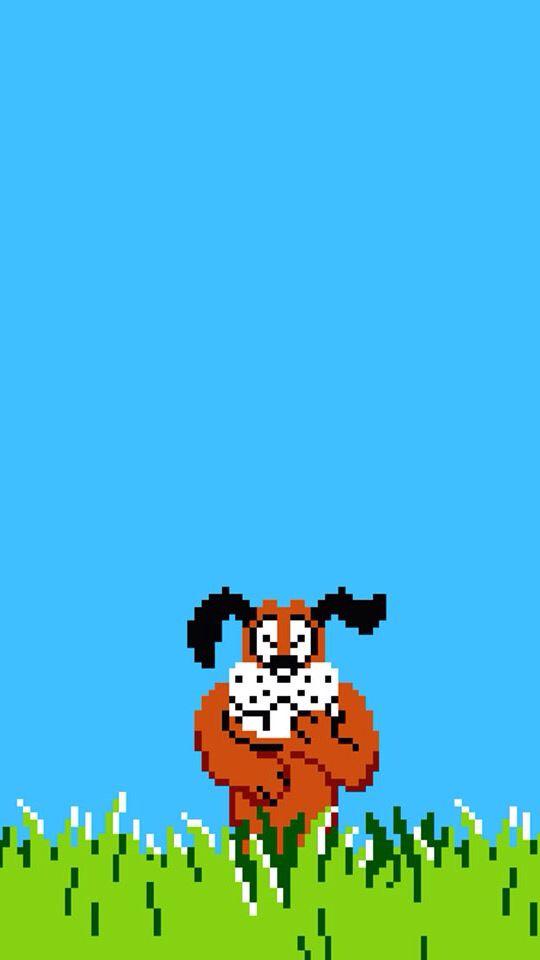 Game Nintendo Duck Hunt - HD Wallpaper