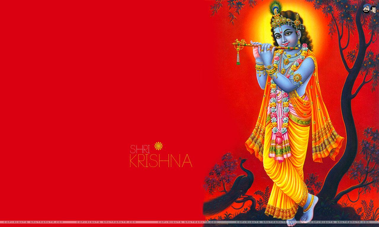 Lord Krishna Hd Wallpapers For Desktop Full Size