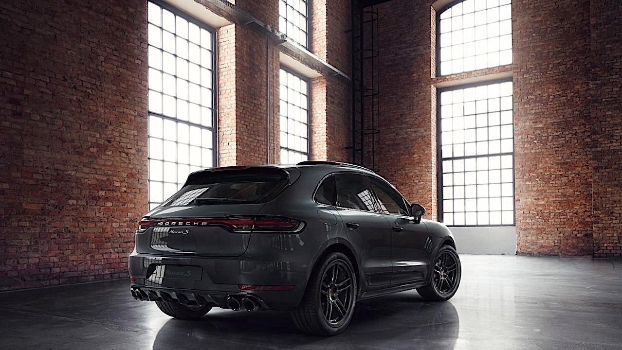 2020 Porsche Macan Exterior Wallpaper Macan Turbo Exclusive Manufaktur 1278x720 Wallpaper Teahub Io