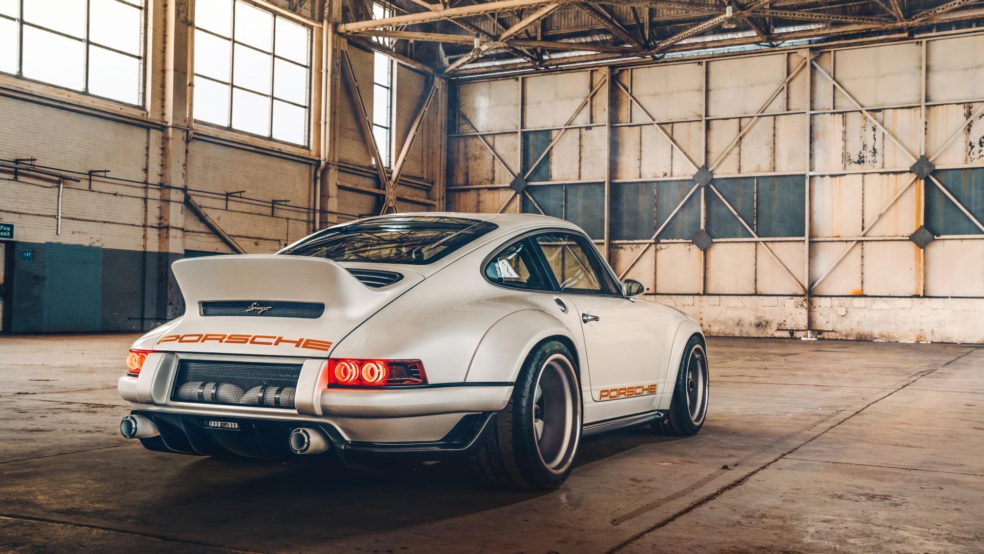 Singer Dls Car   Data Src Download Singer Porsche Wallpaper - Porsche 911 Singer Dls - HD Wallpaper