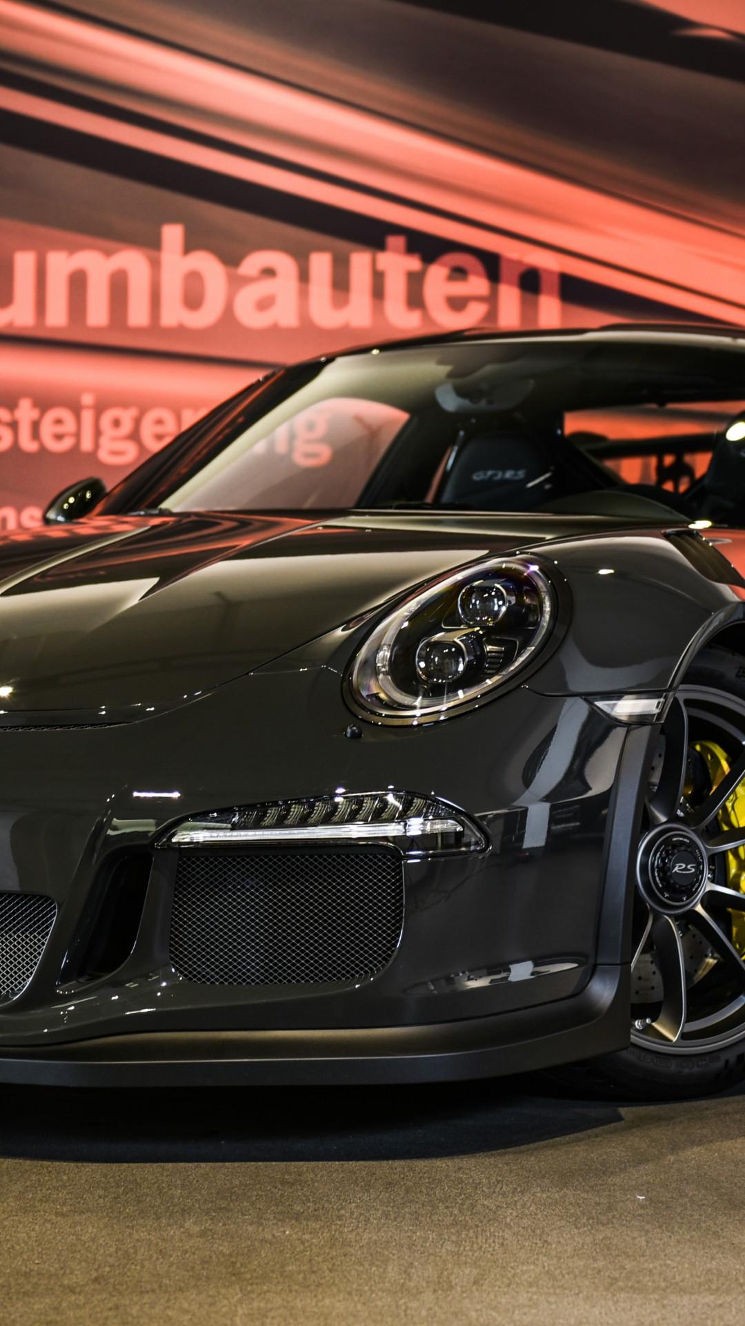 Porsche 911 Gt3 Rs Wallpaper Porsche 911 Gt3 Rs Black 1080x1920 Wallpaper Teahub Io