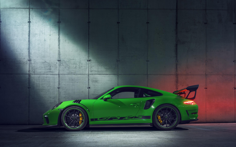 2020 Porsche 911 Gt3 Rs Side View 2880x1800 Wallpaper Teahub Io