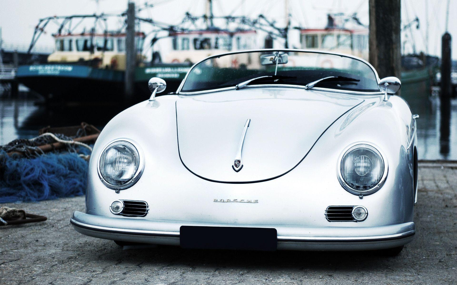 1920x1200, Porsche 356 Speedster - Porsche 356 Wallpaper Hd - HD Wallpaper