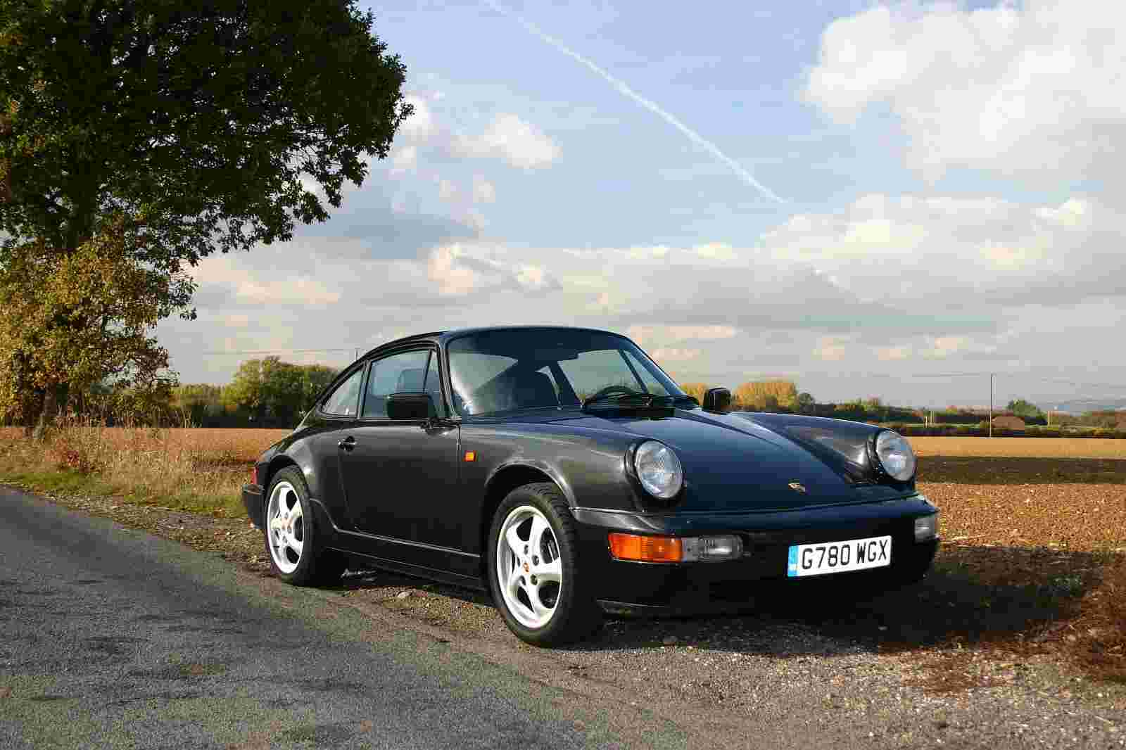 Porsche 964 Wallpaper Hd Porsche Satin Black Metallic 1600x1066 Wallpaper Teahub Io