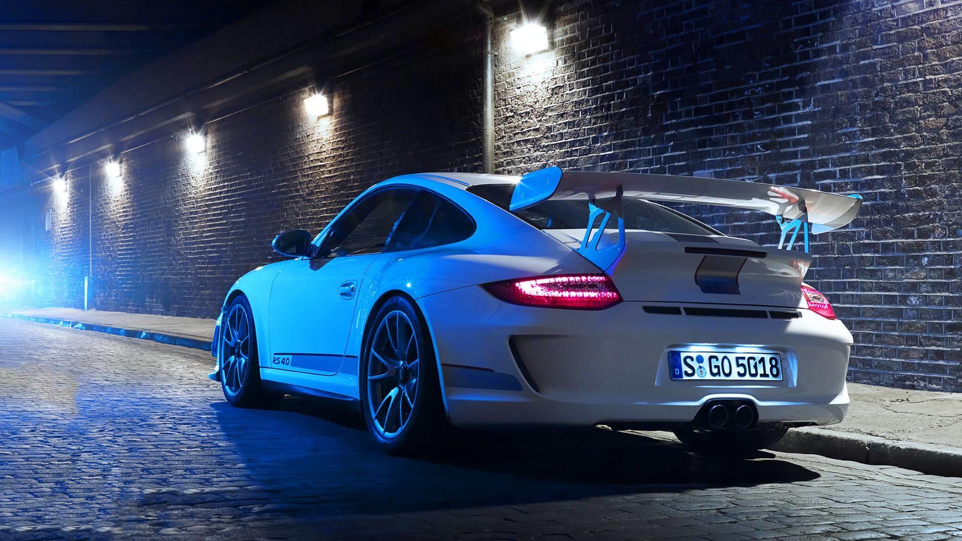 Porsche 911 Gt3 Rs White Wallpapers - Porsche 911 Gt3 Rs Wallpaper 4k - HD Wallpaper