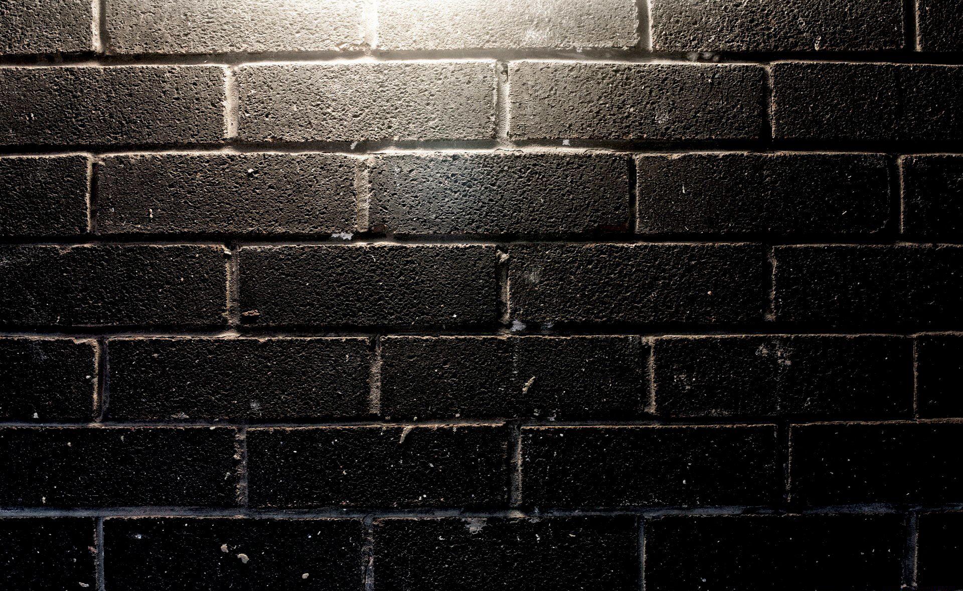 Black Brick Wall Background Hd 1920x1178 Wallpaper Teahub Io