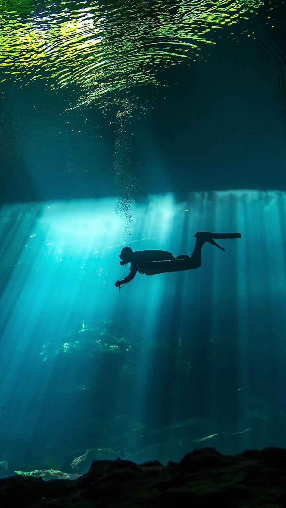Scuba Diving Wallpaper Phone 950x1689 Wallpaper Teahub Io