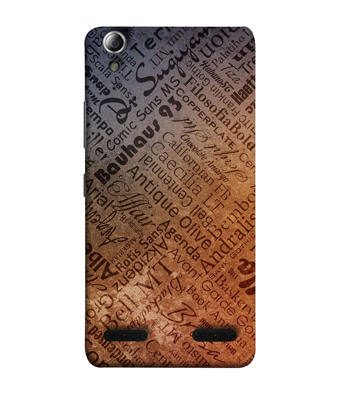 Snapdilla Designer Back Case Cover For Lenovo A6000 - Mobile Phone Case - HD Wallpaper