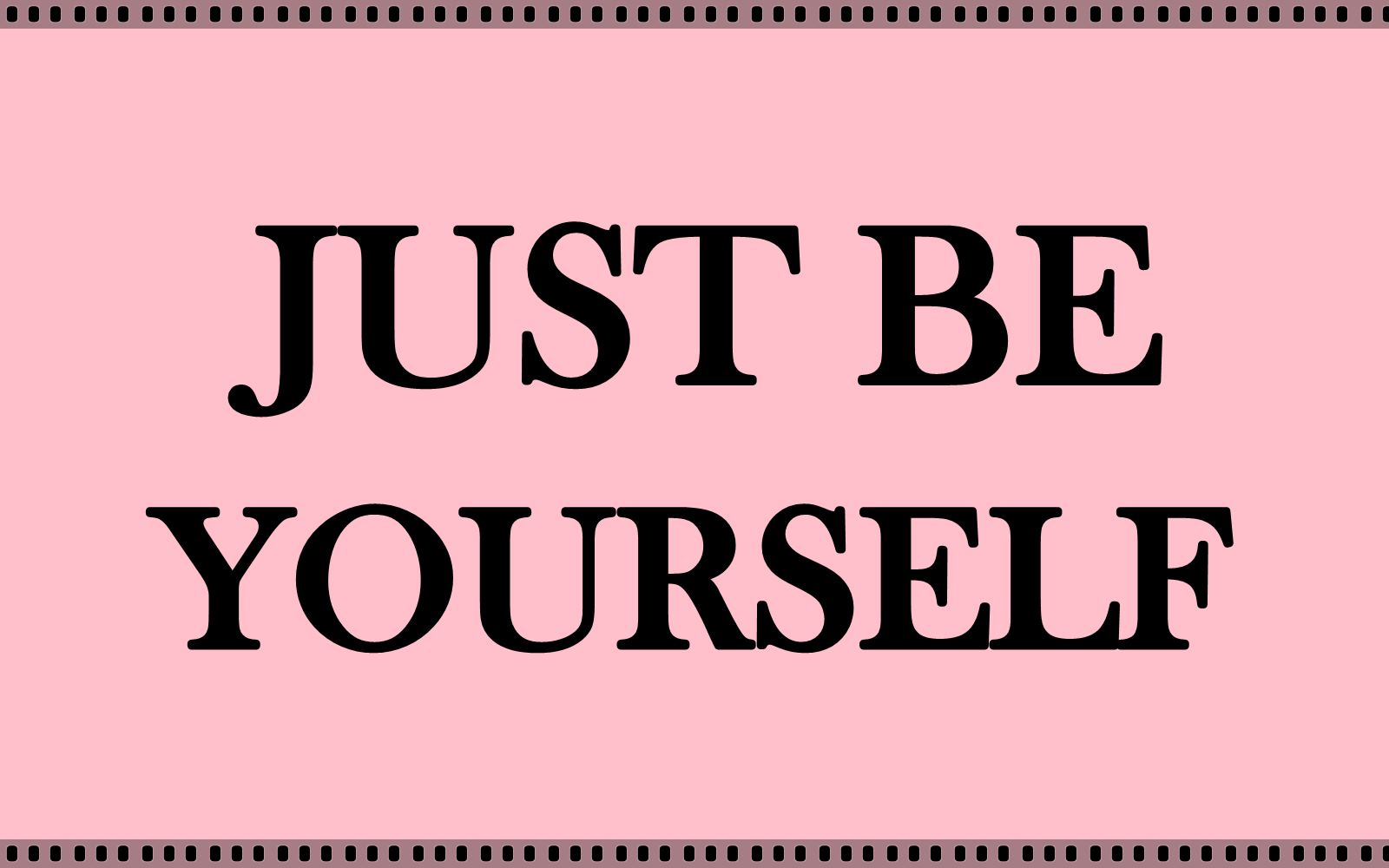 Just Be Yourself Quotes Hd Wallpaper - Yourself Quotes Hd - HD Wallpaper