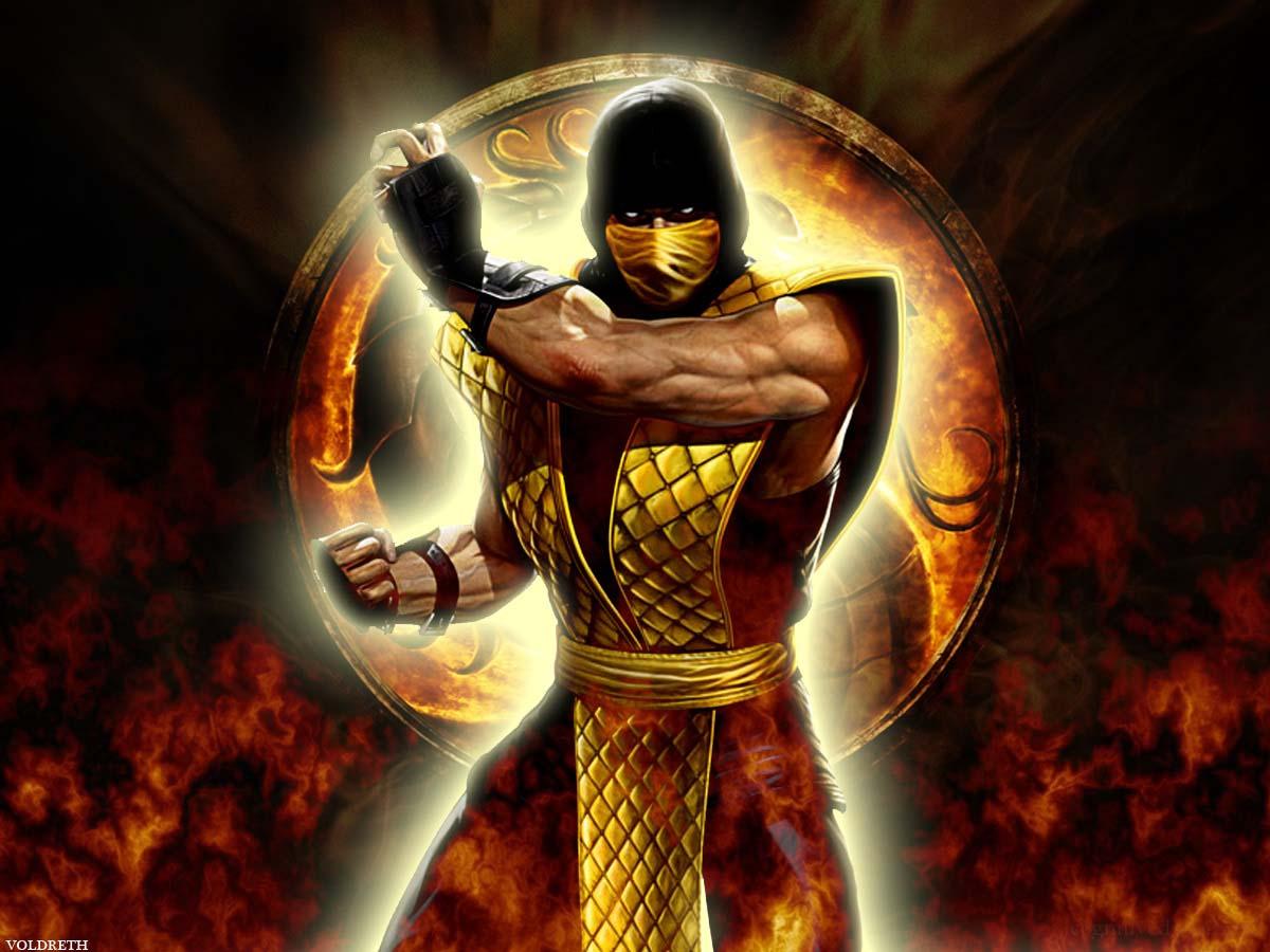 Android Htc Sensation Mortal Kombat Wallpapers Hd Scorpion Mk Wallpaper Hd 1200x900 Wallpaper Teahub Io