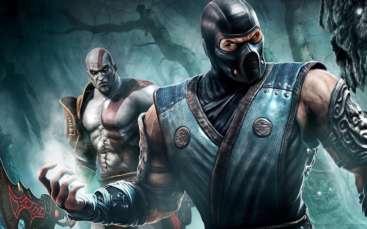 Mortal Kombat Wallpapers Mortal Kombat Fondos De Pantalla Hd 1280x800 Wallpaper Teahub Io