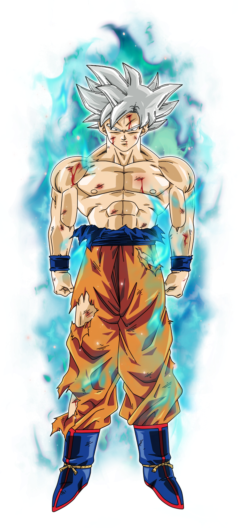 Dbz Live Png Goku Ultra Instinto Dominado 1014x2194 Wallpaper Teahub Io