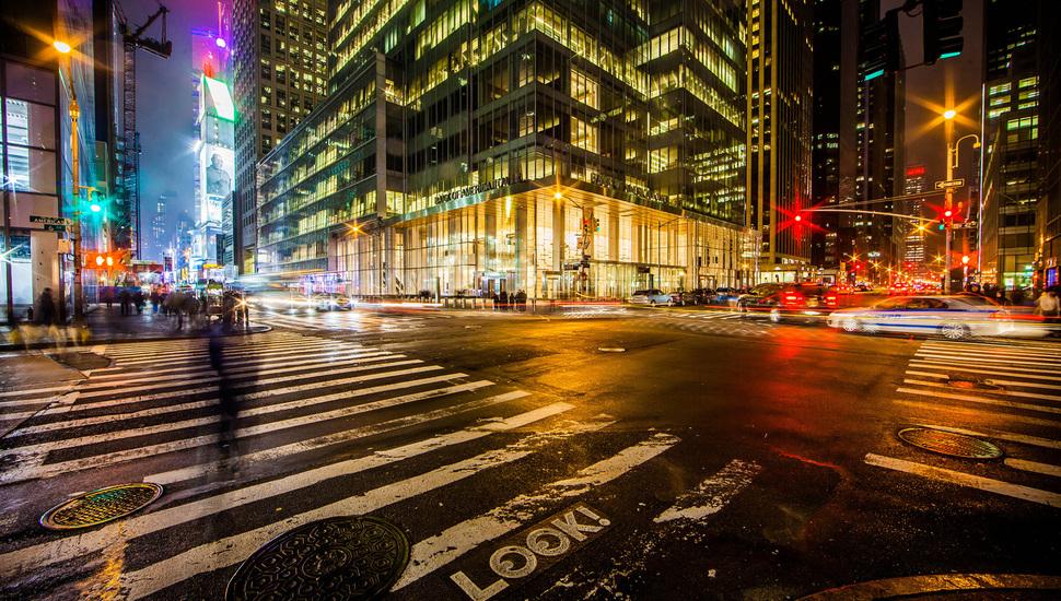 Bank Of America Tower, Usa, Manhattan, New York City, - New York Manhattan Background - HD Wallpaper