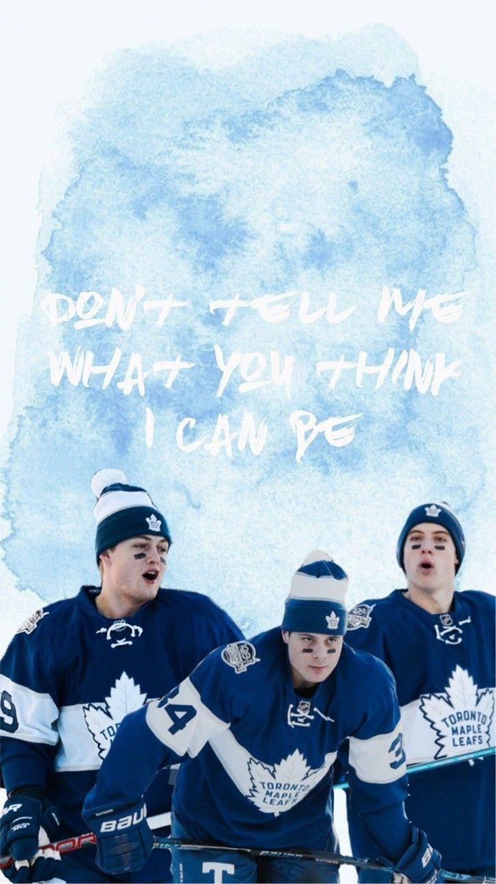 Three Headed Monster Toronto Maple Leafs - HD Wallpaper