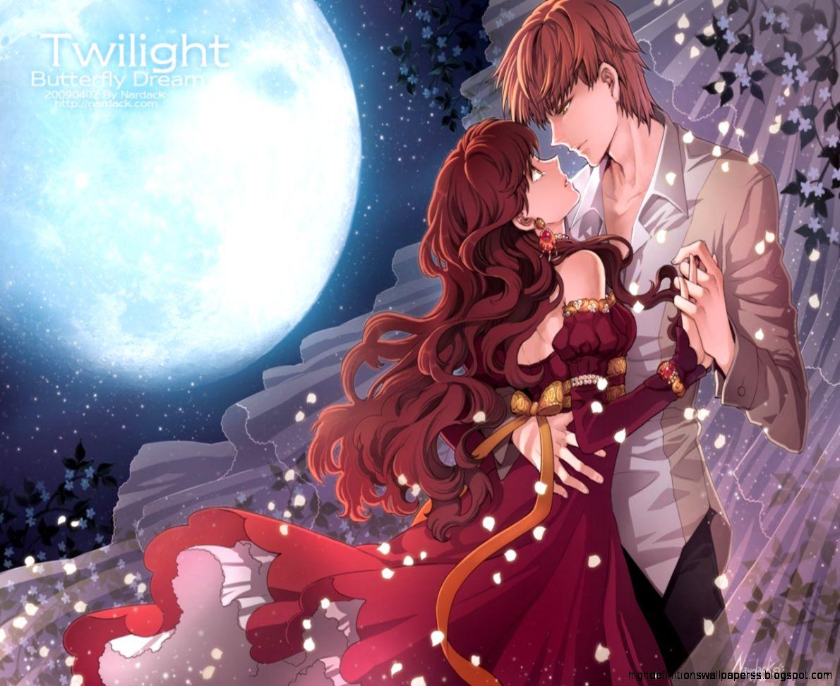 Download Best Anime Love Couple Wallpaper Full Hd Wallpapers Anime Couples In Love 1190x972 Wallpaper Teahub Io