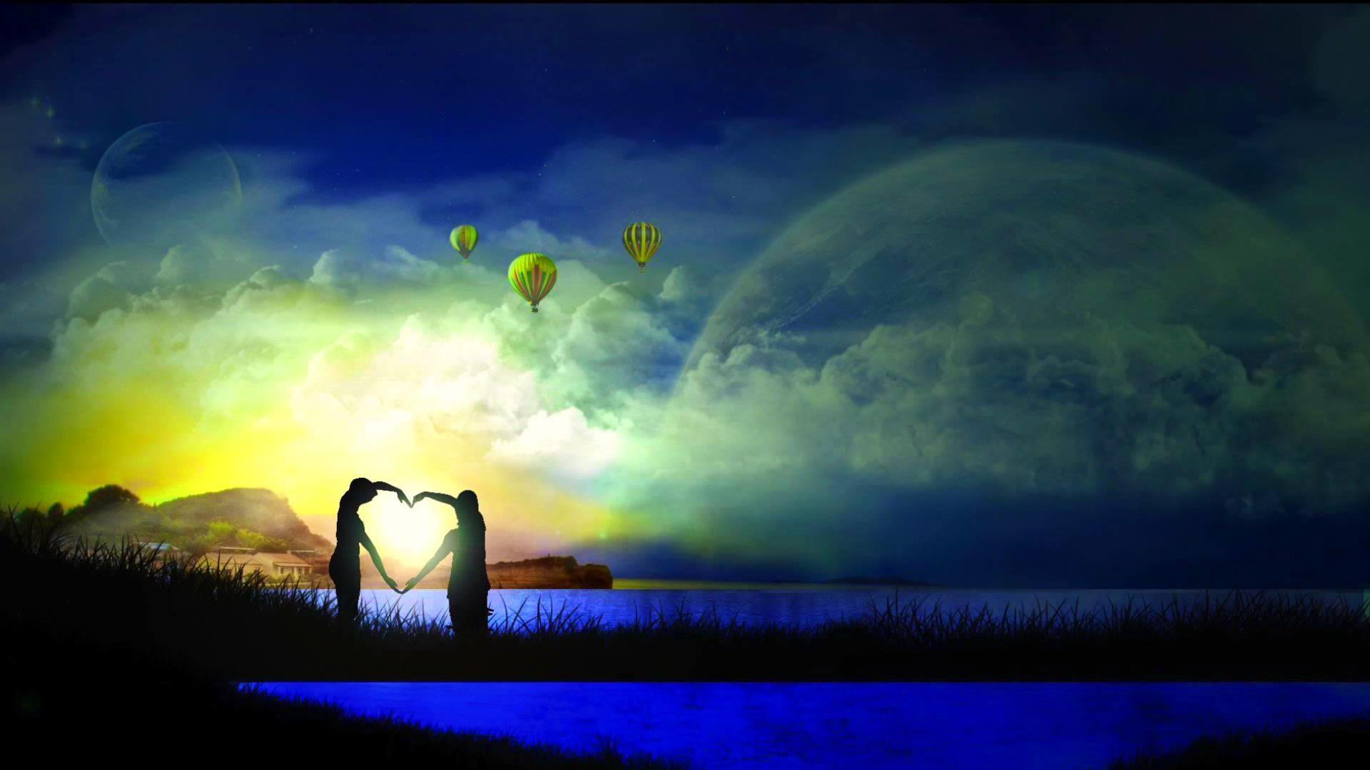 Beautiful Background Instrumental Music   Data Src - Romantic Background Hd - HD Wallpaper