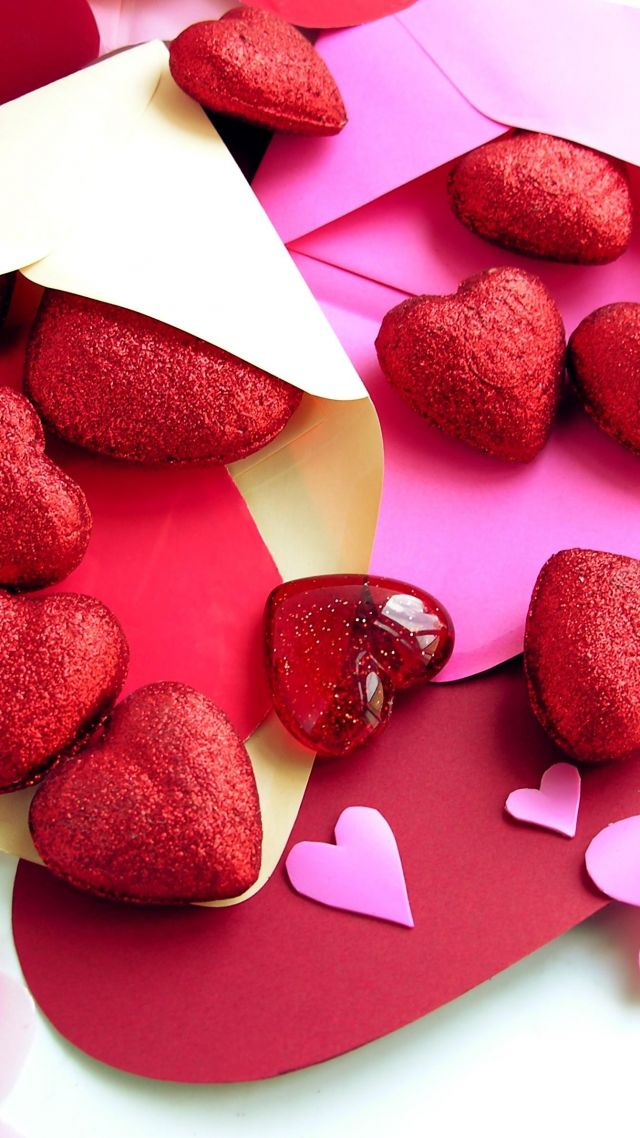 Valentine S Day, Heart, Letter, Decorations, Romantic, - Love Wallpaper S Letter - HD Wallpaper