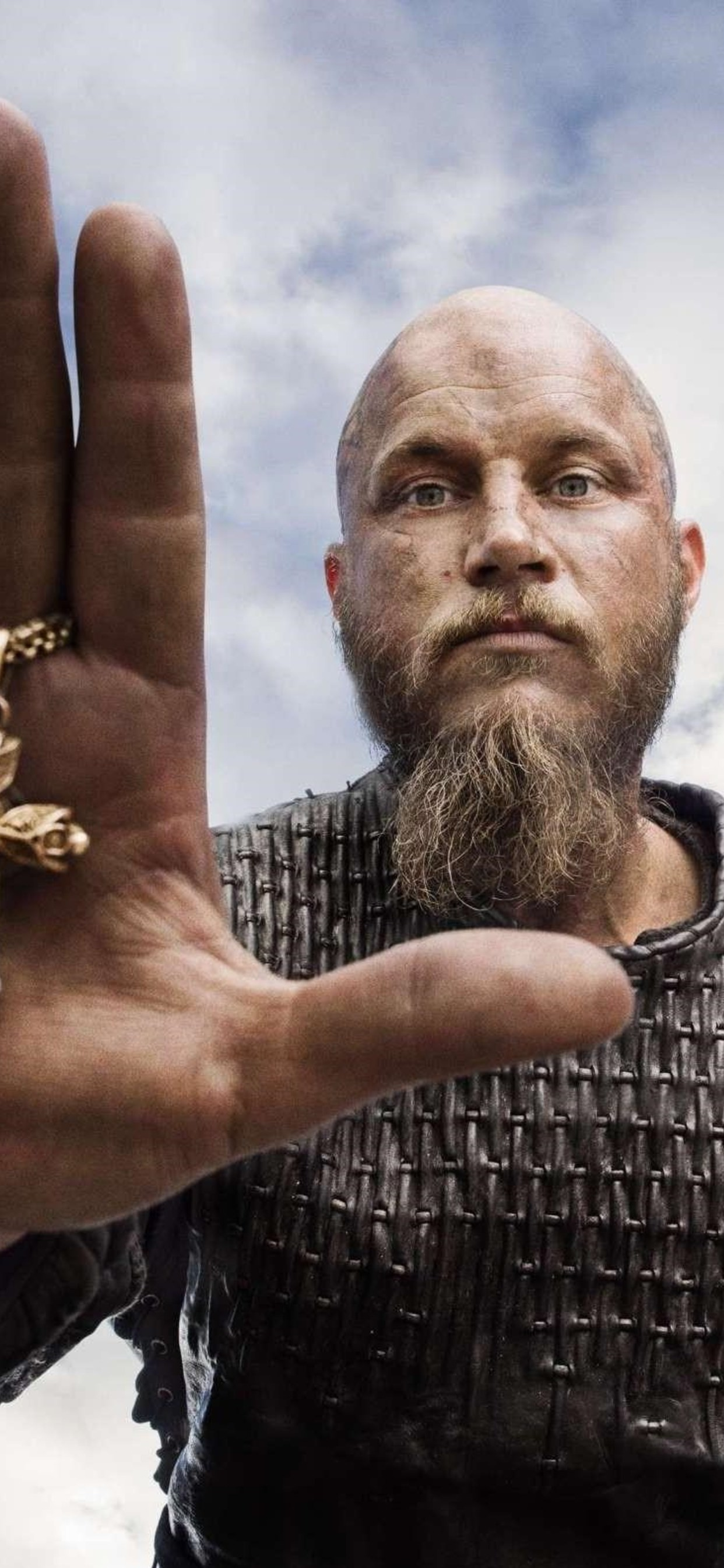 Ragnar Lodbrok In Vikings   Data Src Cool Vikings Iphone - Iphone 7 Wallpaper Ragnar - HD Wallpaper