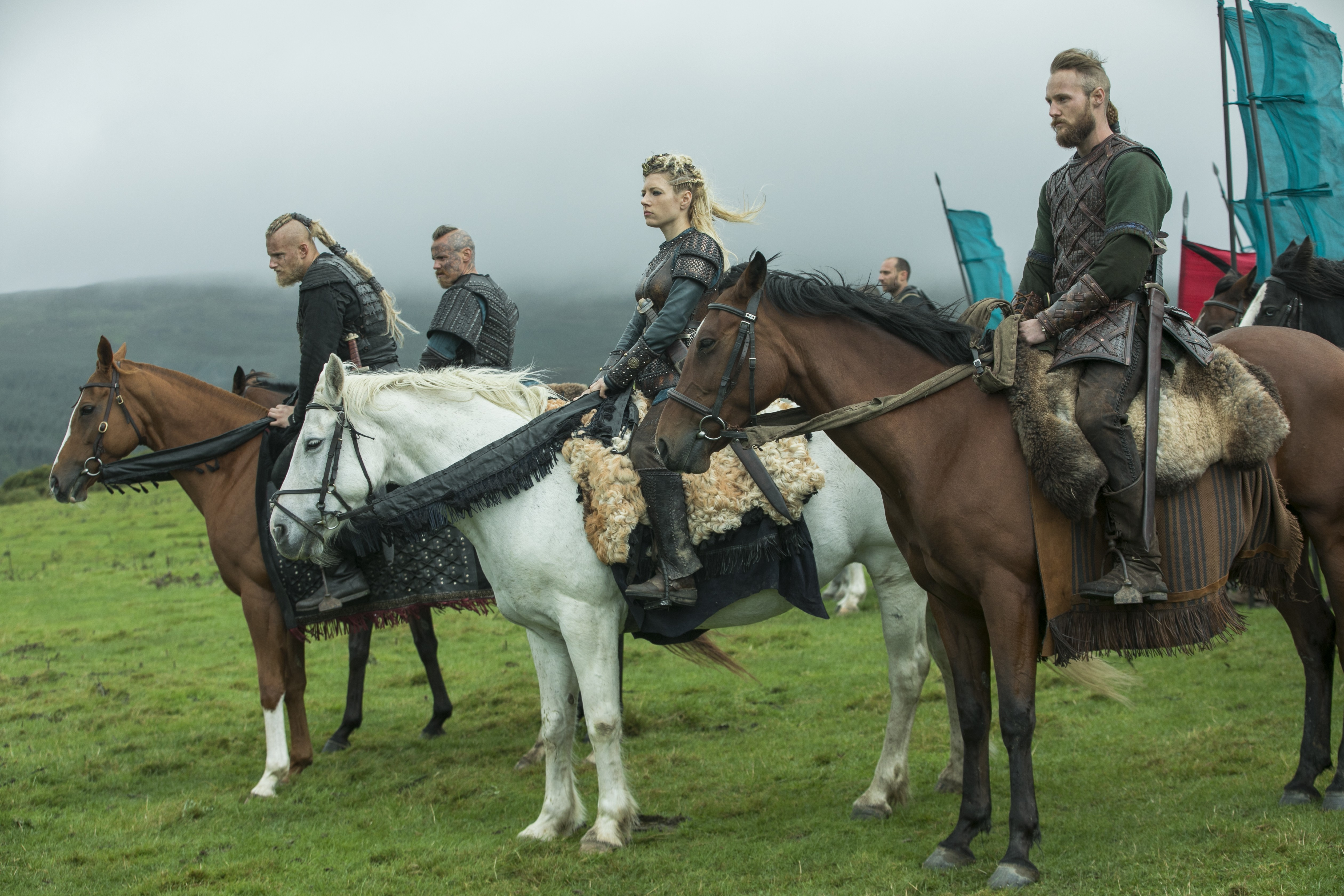 Vikings Horse Tack 5040x3360 Wallpaper Teahub Io