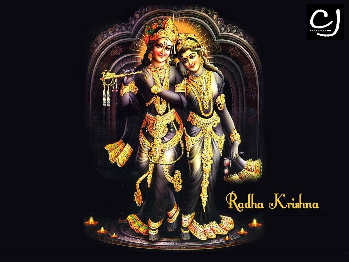 Sri Krishna Govinda Hare Murari - HD Wallpaper