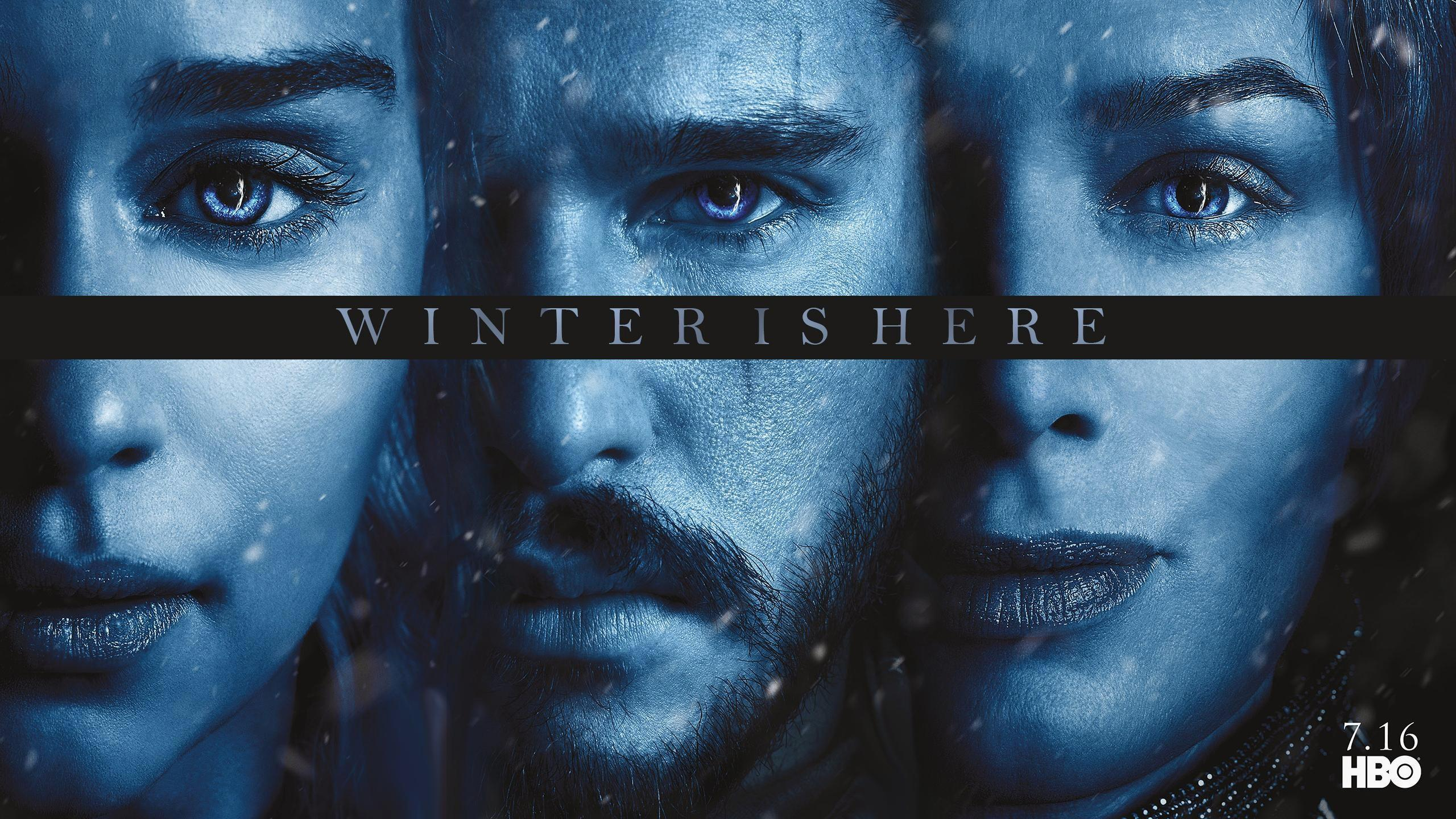 Wallpaper Reddit - Game Of Thrones Season 8 Winter Is Here - HD Wallpaper