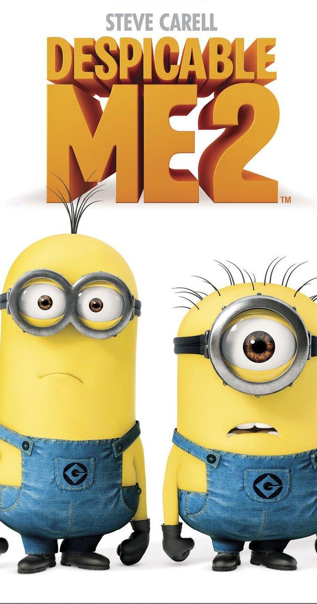 Despicable Me 2 - Film Despicable Me 2 - HD Wallpaper