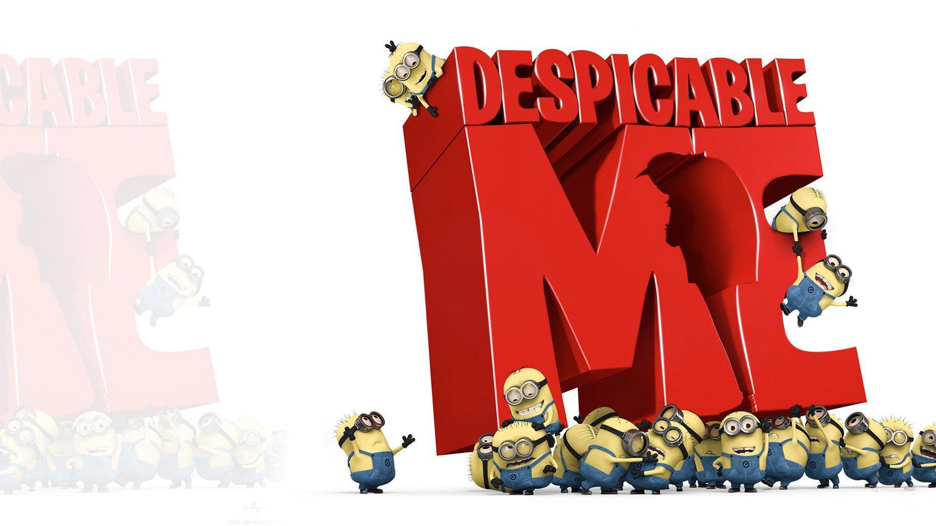 Despicable Me Minions - Despicable Me Soundtrack - HD Wallpaper