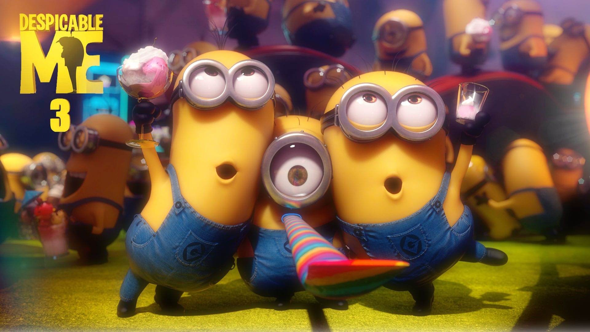 Despicable Me Wallpapers For Pc - Download Despicable Me 3 - HD Wallpaper