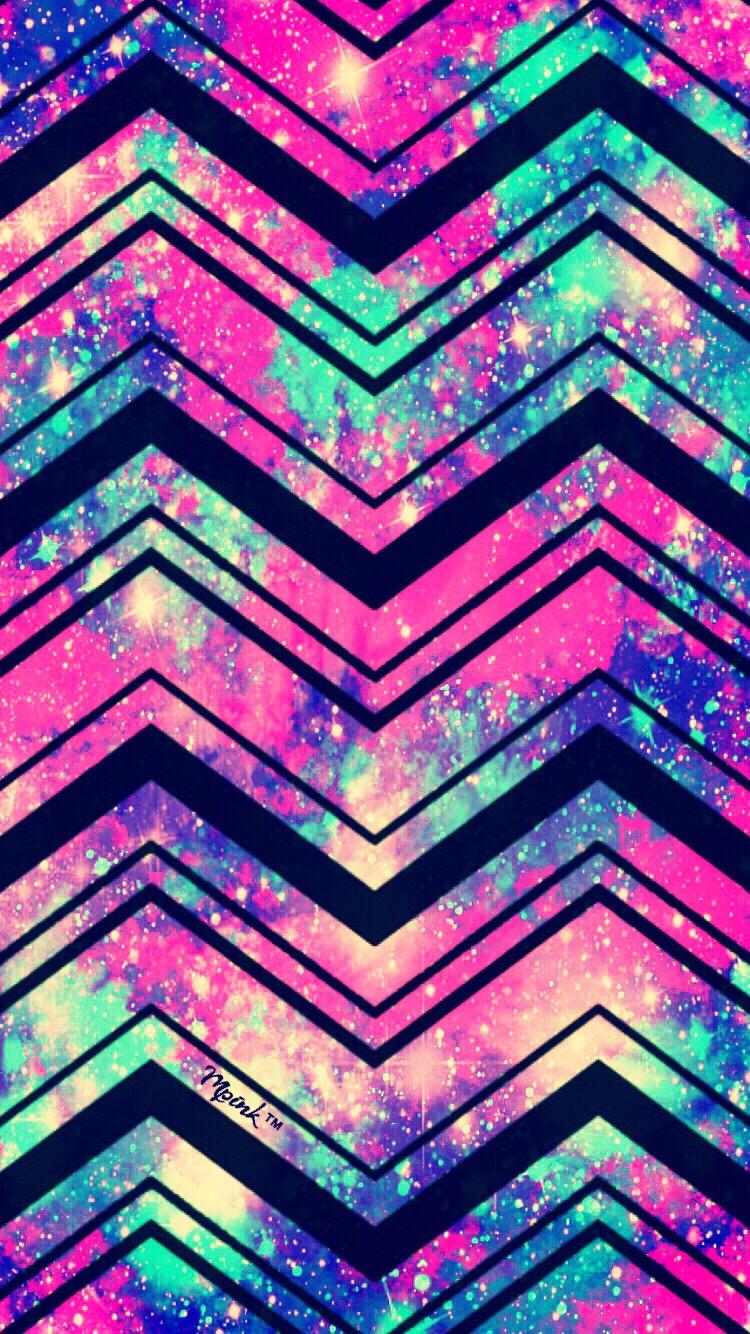 Zig Zag Created By Me - Visual Arts - HD Wallpaper