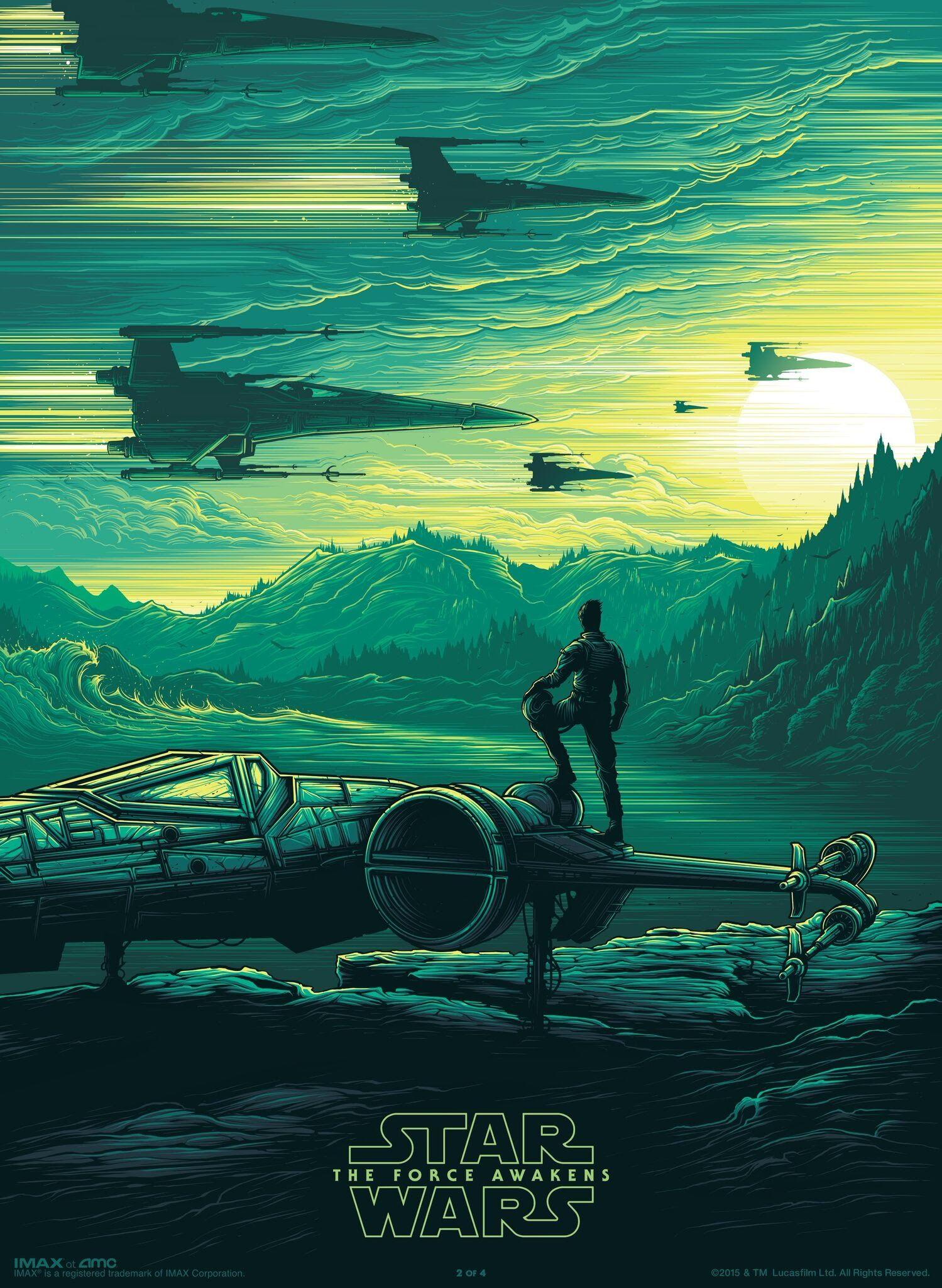 Starwars Mobile Wallpapers Star Wars Imax Poster 1499x2048 Wallpaper Teahub Io