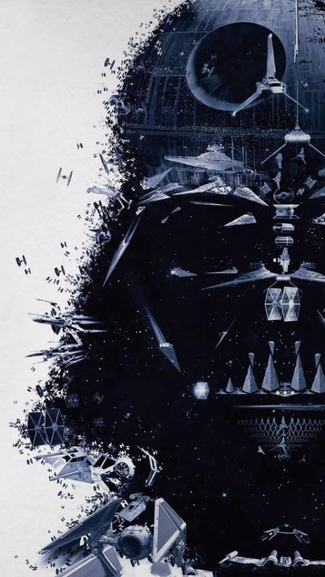 Star Wars Hd Mobile 640x1136 Wallpaper Teahub Io