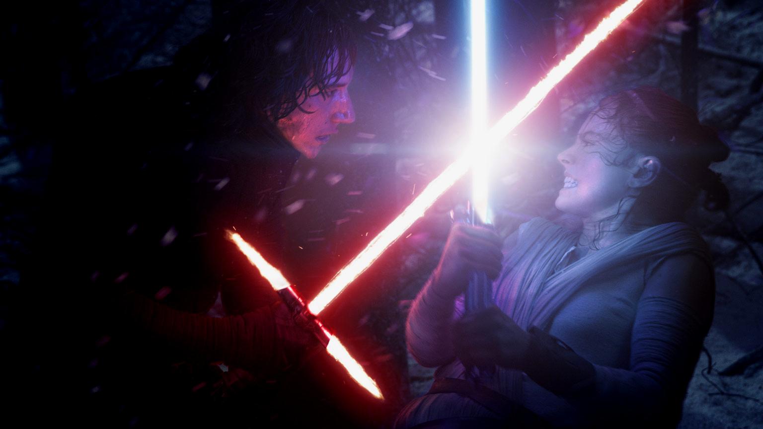 Rey Kylo Ren Star Wars Battlefront 2 Rey Vs Kylo Ren 1536x864 Wallpaper Teahub Io