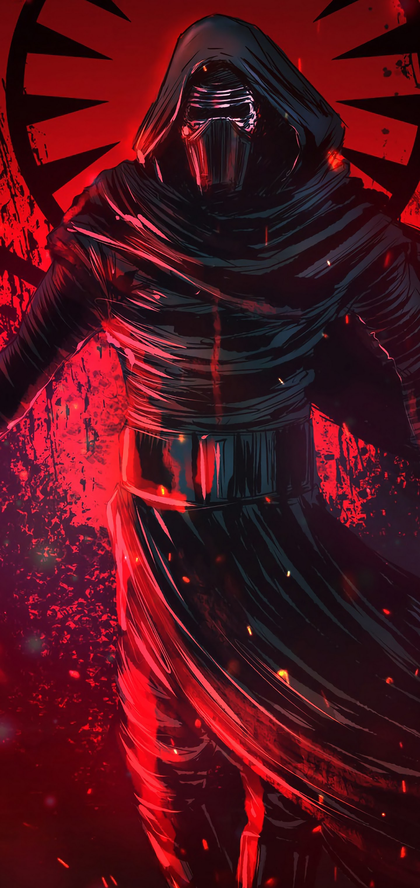 Kylo Ren Lightsaber Star Wars 4k 3840x2160 Star Wars Wallpaper Iphone 11 1440x3040 Wallpaper Teahub Io