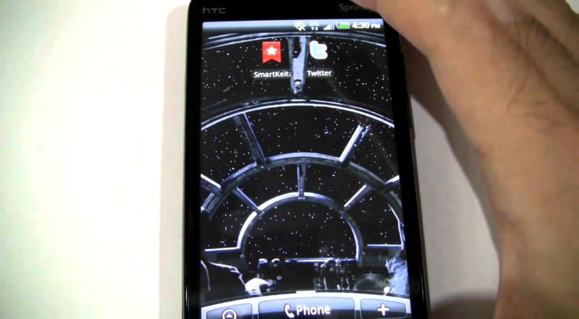 Star Wars Android Live Wallpapers From R2d2 Droid 2 - Apk Star Wars Live Wallpaper Android - HD Wallpaper