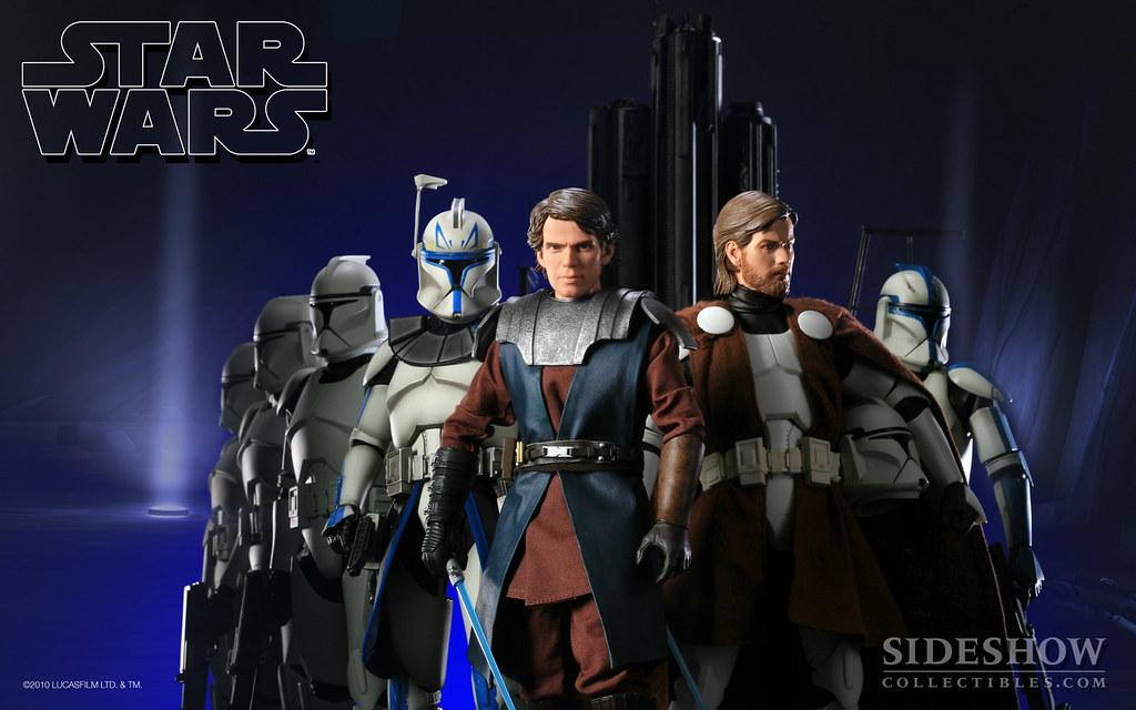 Star Wars The Clone Wars Oboi 1024x640 Wallpaper Teahub Io