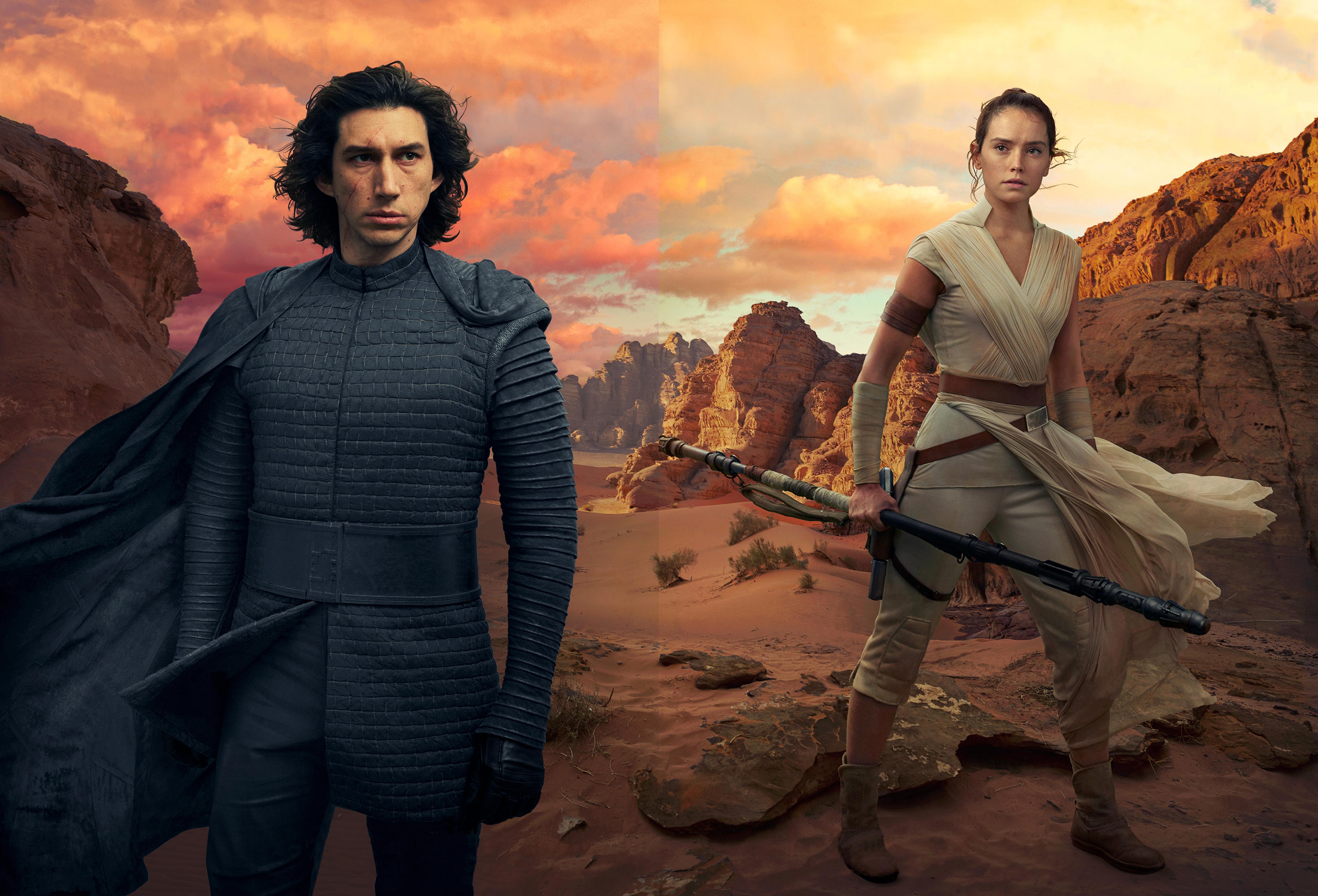 Star Wars The Rise Of Skywalker 5882x4000 Wallpaper Teahub Io