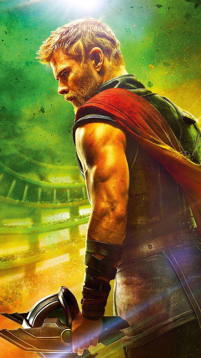 Ragnarok, Chris Hemsworth, 4k, 5k - Thor Ragnarok Wallpaper 4k - HD Wallpaper