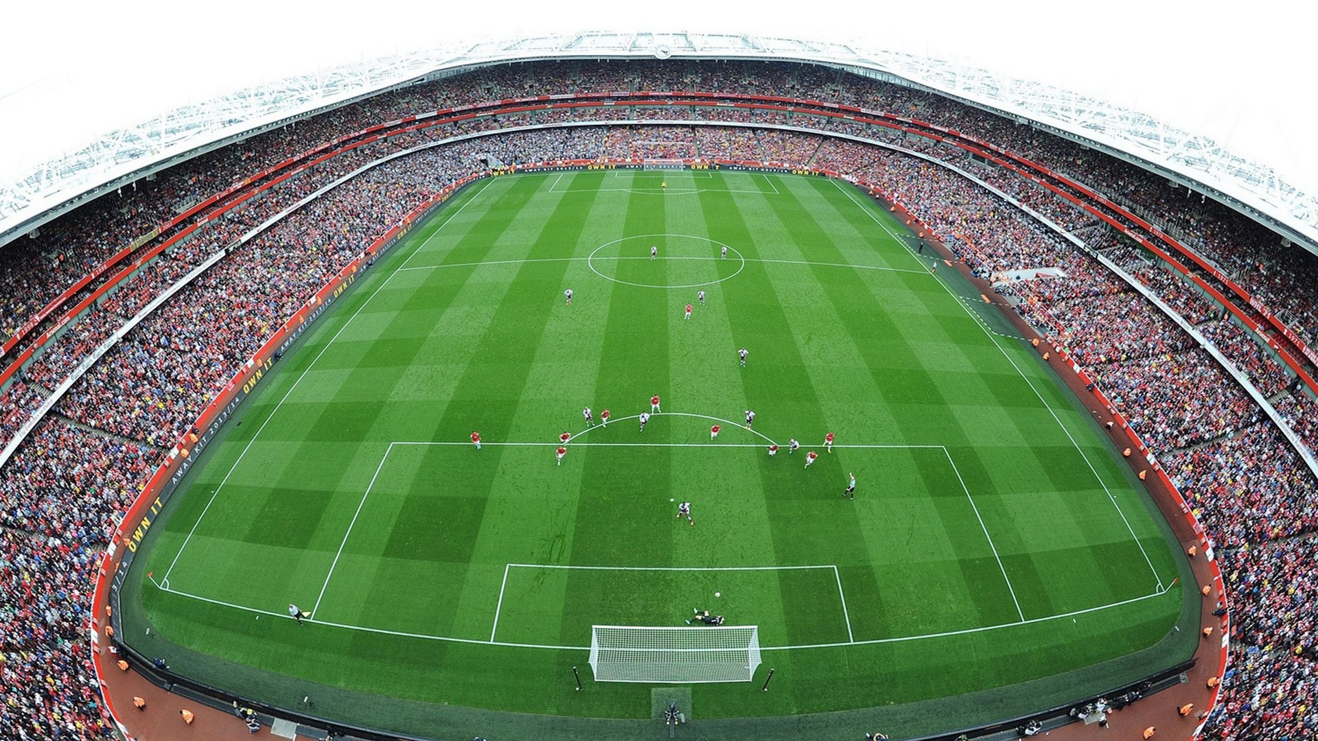 Emirates Stadium Arsenal Fc Wallpapers And Images Wallpapers 1920x1080 Wallpaper Teahub Io