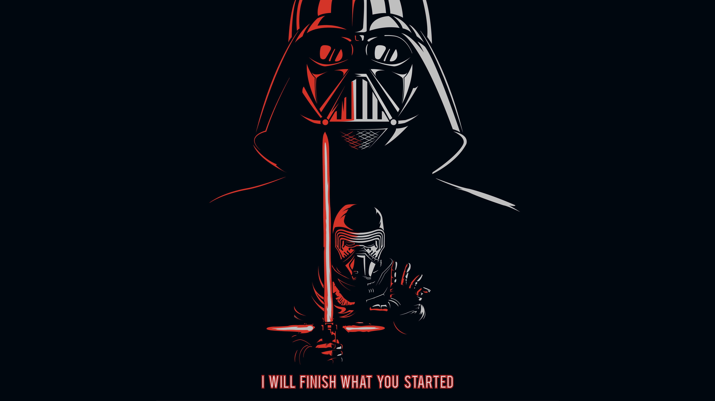 Darth Vader Wallpaper 4k 6002x3376 Wallpaper Teahub Io