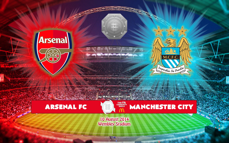 Arsenal Fc Vs Manchester City 2880x1800 Wallpaper Teahub Io