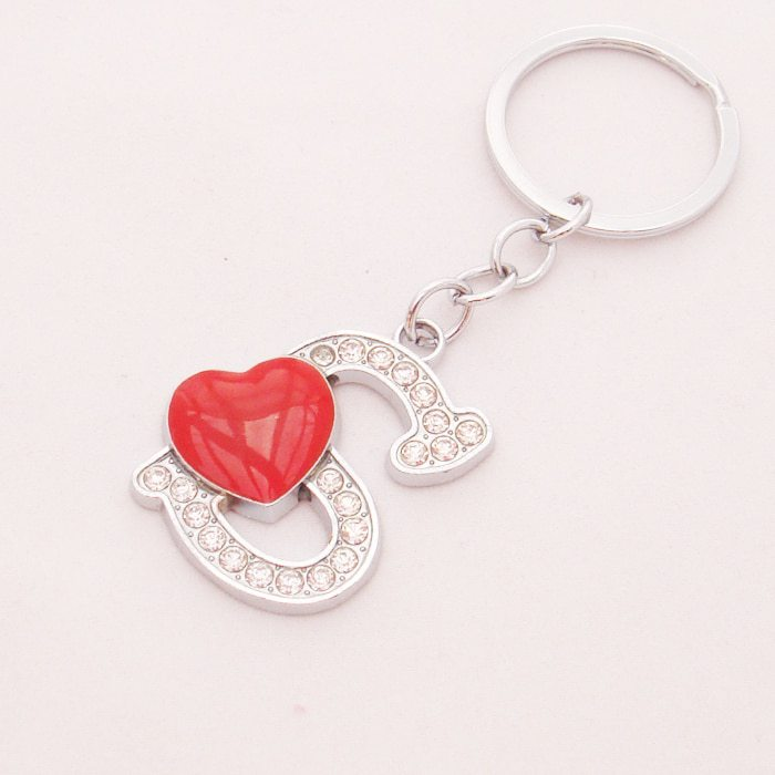 S Letter In Heart Wallpapers - Key Chain With Letter S - HD Wallpaper