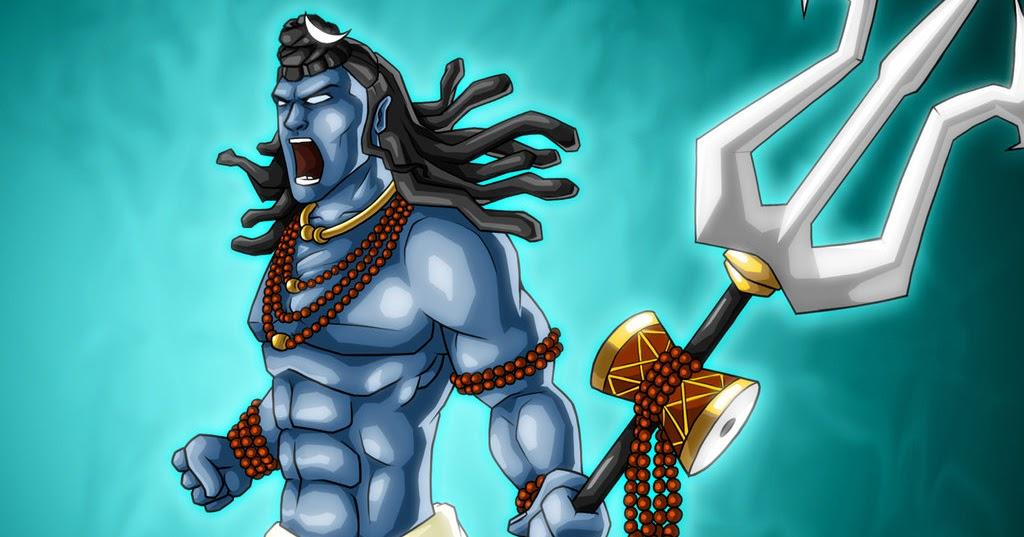 Lord Shiva Angry Tandav Mahakal Dp Full Size 1024x537 Wallpaper Teahub Io