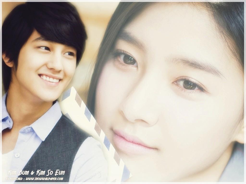 Kim Bum Kim So Eun Bum And Kim So Eun 1024x768 Wallpaper Teahub Io