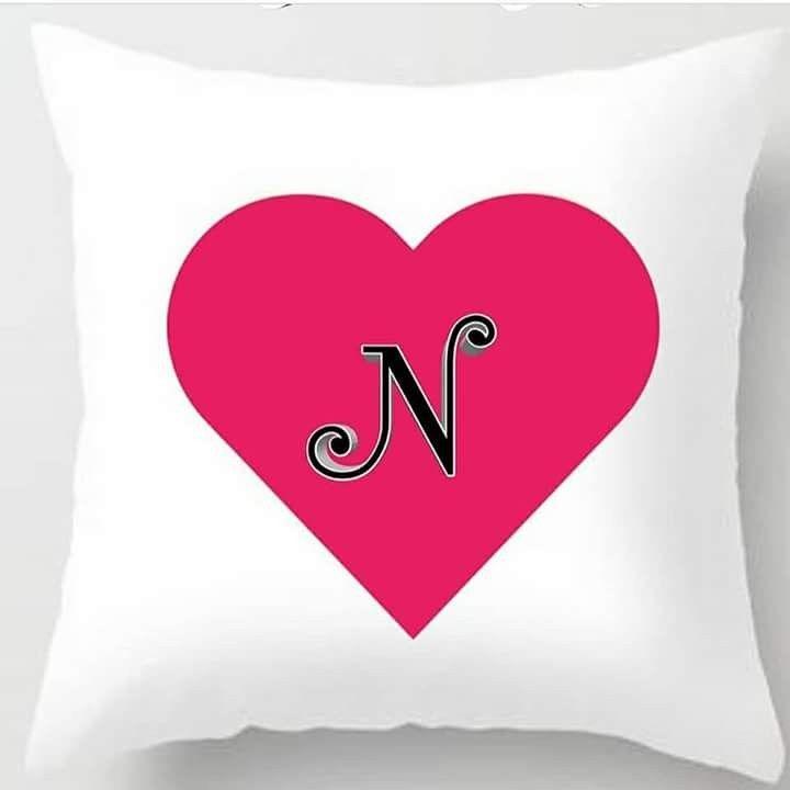 N Love Name Style - HD Wallpaper