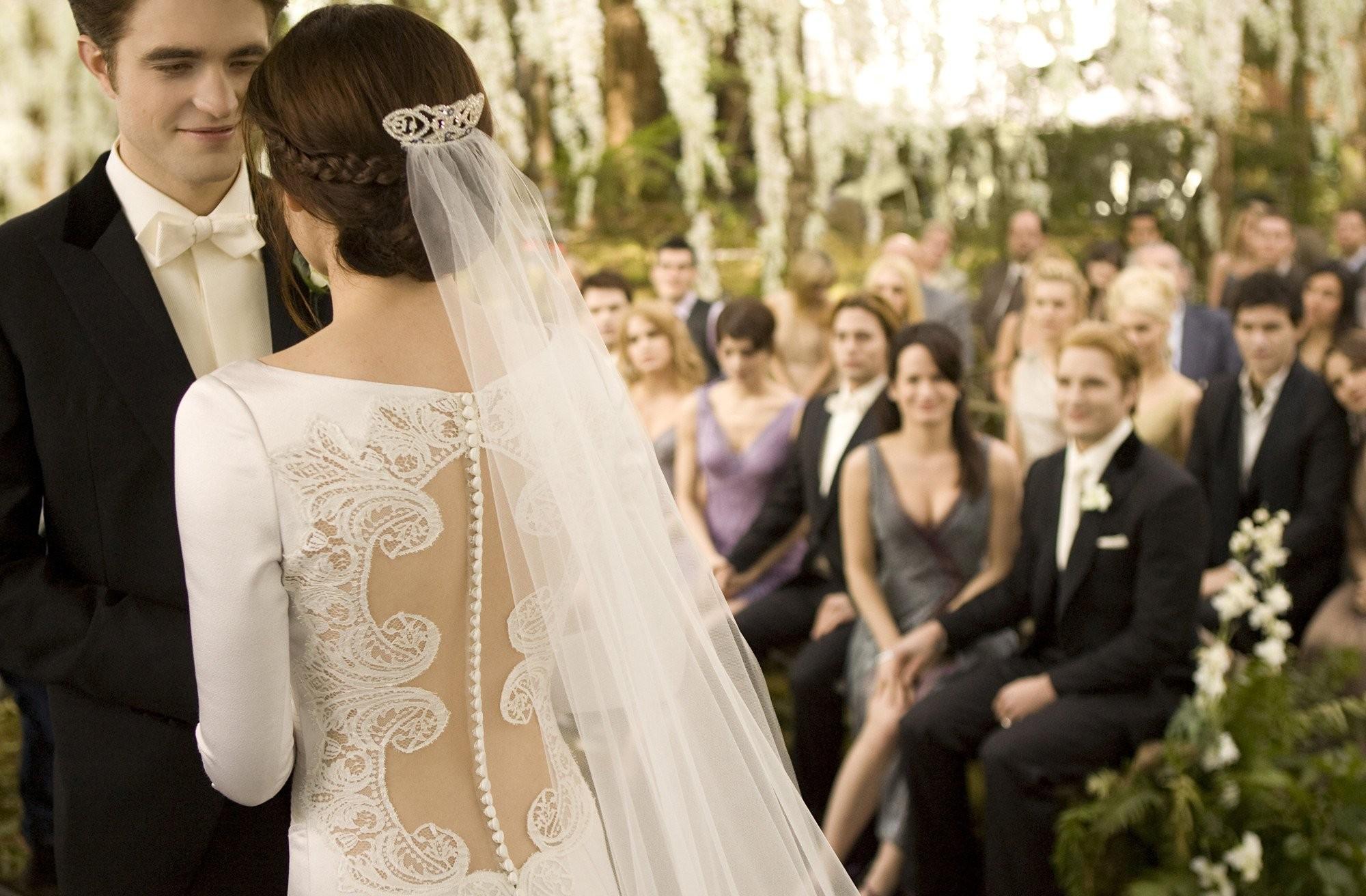 Breaking Dawn Part 2 Wedding - HD Wallpaper
