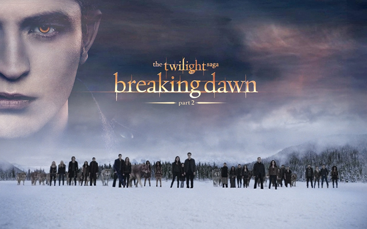 Twilight Saga: Breaking Dawn - Part 2 (2012) - HD Wallpaper