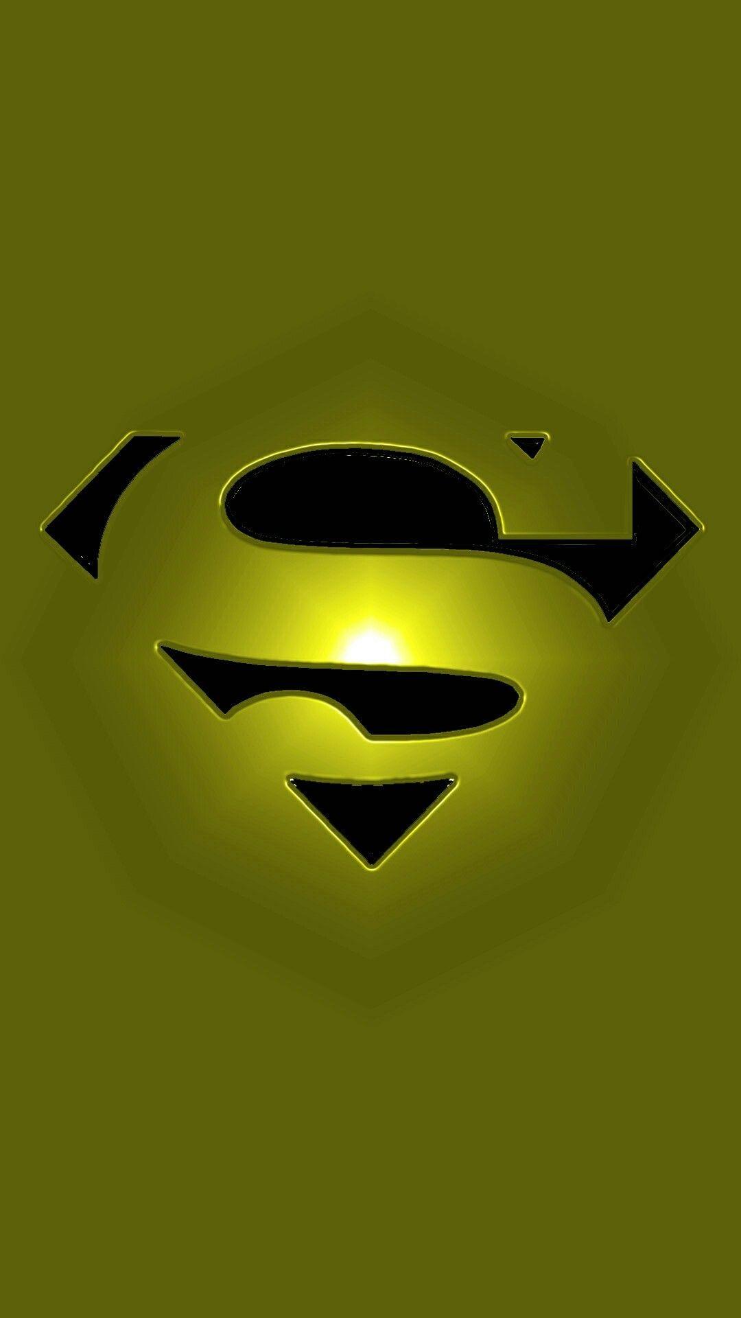 Rahul Superman Symbol, Logo Superman, Batman And Superman, - S De Superman Verde - HD Wallpaper